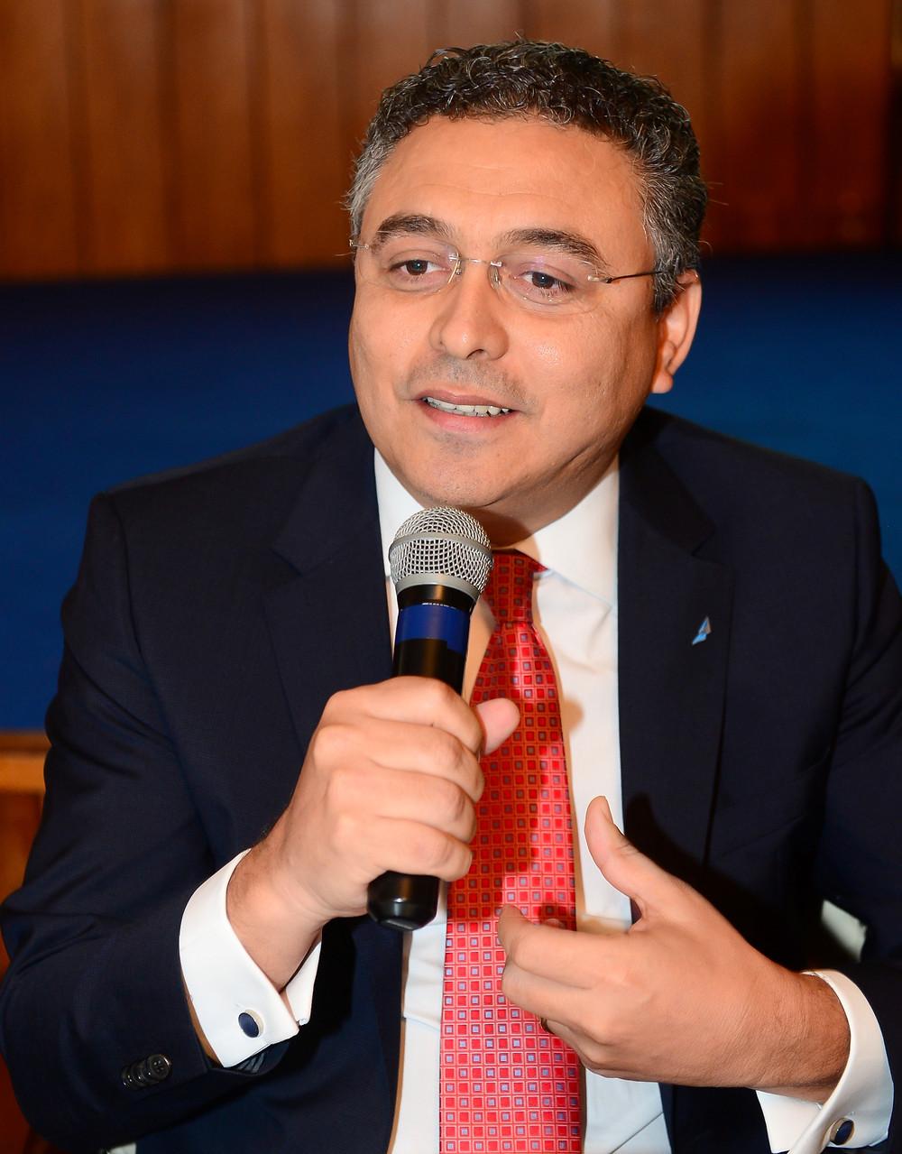 Salvatore Lombardi Junior, diretor de transportes da Argo Seguros