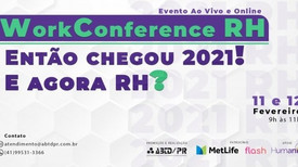 MetLife é nova patrocinadora do WorkConference RH