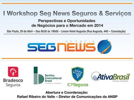 Eventos da Agência Seg News com 10% de desconto para associados da APTS