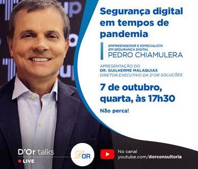 D'Or Consultoria debate segurança digital