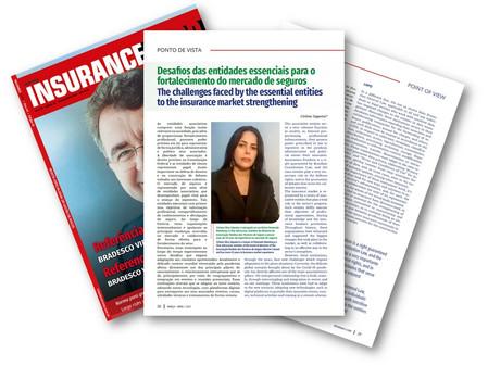Desafios das entidades essenciais para o fortalecimento do mercado de seguros