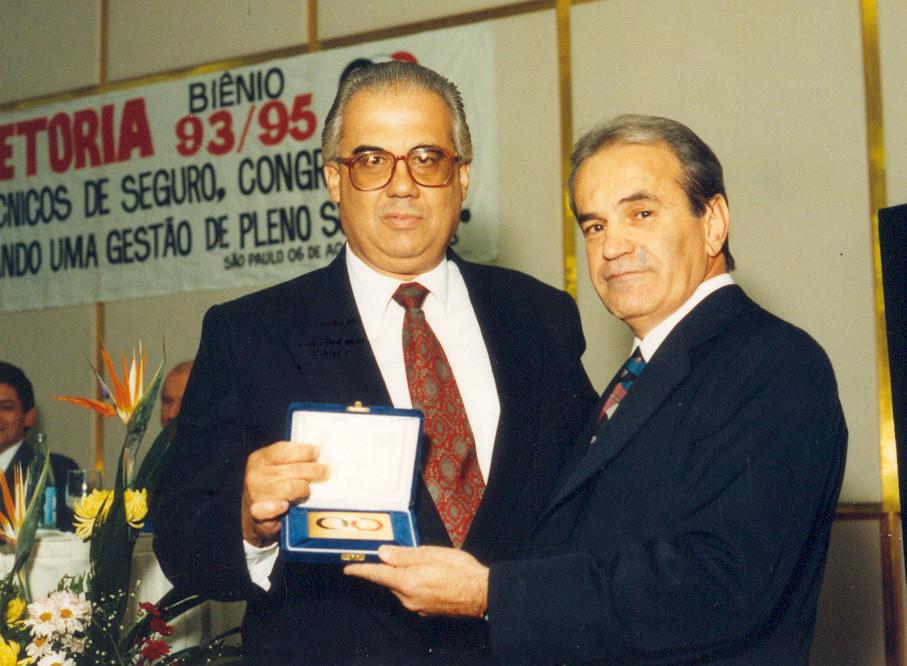Posse em 1993