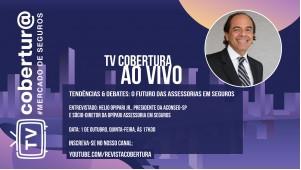 Presidente da Aconseg-SP será o entrevistado do Canal da Revista Cobertura