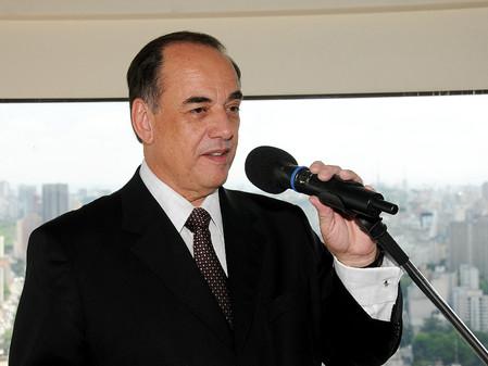 Mauro Batista é reeleito presidente da ANSP para o triênio 2014-2017