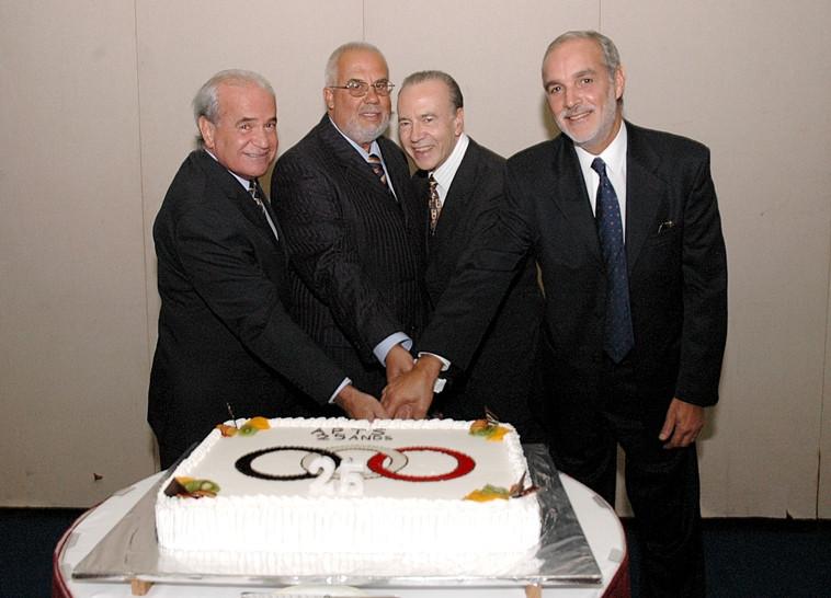 ex-presidentes da APTS