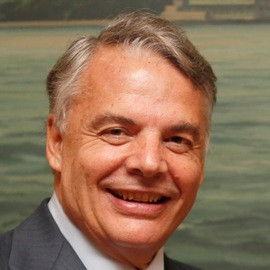 Ignacio Garralda, presidente da Mutua Madrileña