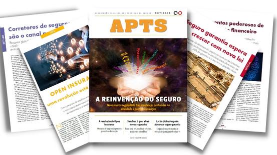 Revista APTS Notícias analisa efeitos das mudanças regulatórias no seguro