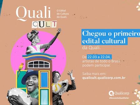 Inscrições para concurso cultural da Qualicorp terminam nesta quinta-feira (22)