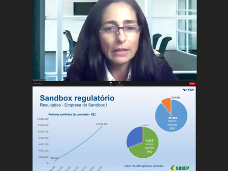 Sandbox II mira em novos segurados