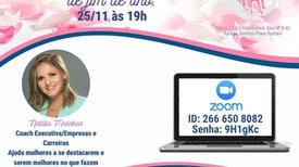 Comissão Feminina do Sincor-RJ realiza evento online
