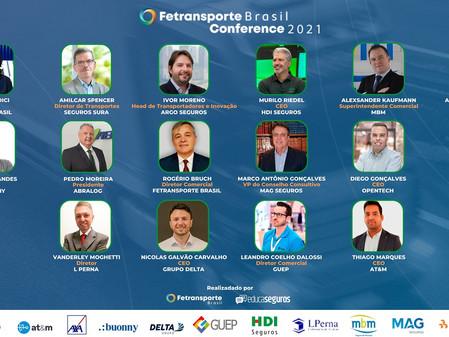 2ª Fetransporte Brasil Conference reúne em junho os players do setor