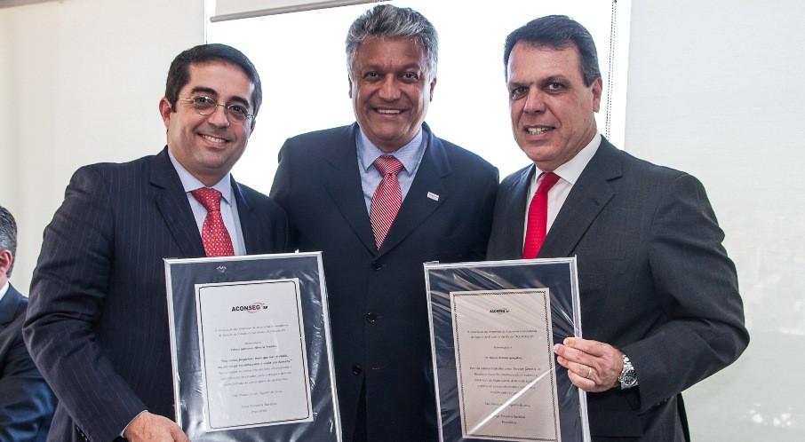 Enrico Ventura, Jorge Teixeira e Marco Gonçalves