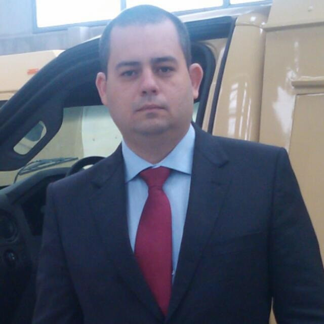 Marcos Guilherme D. Cunha, diretor geral da Transvip Brasil