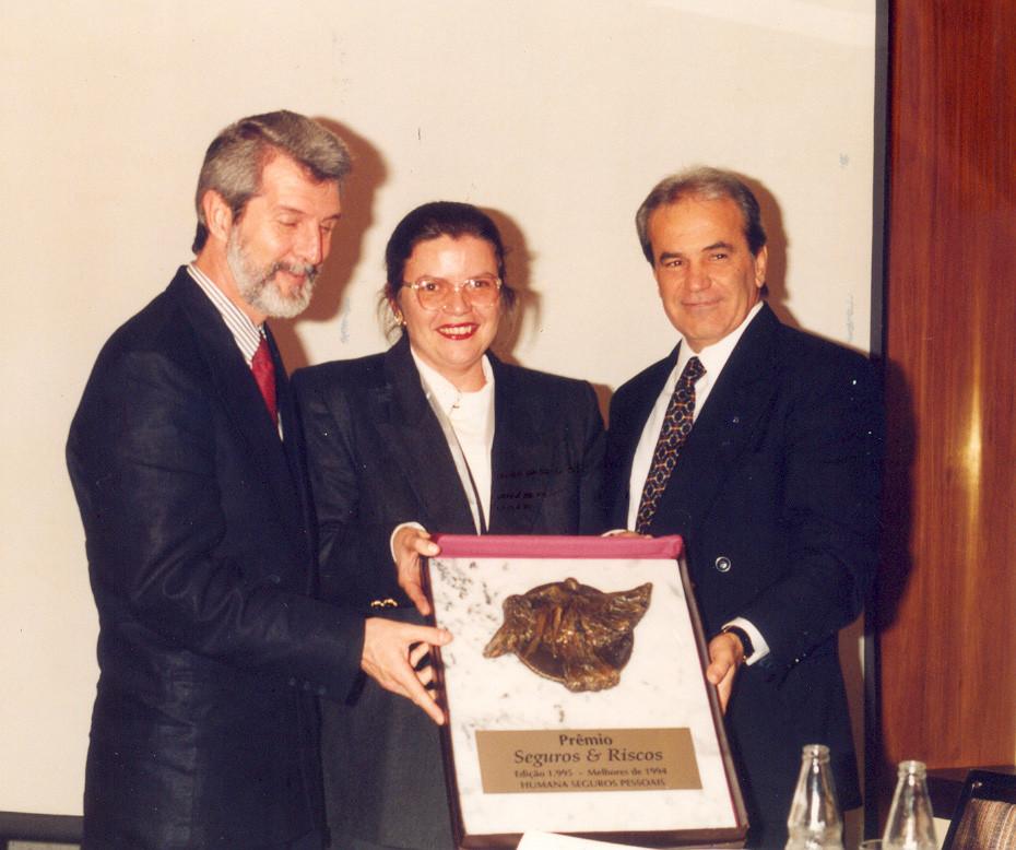 Prêmio para a Humana, 1994