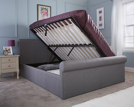 Carolina Storage Bed