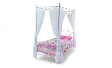 Ballet 4 poster bed with Mattress