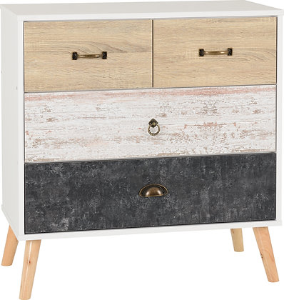 Norton  2 + 2 Chest of drawers
