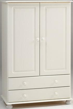 Richard 2 door 2 drawer wardrobe