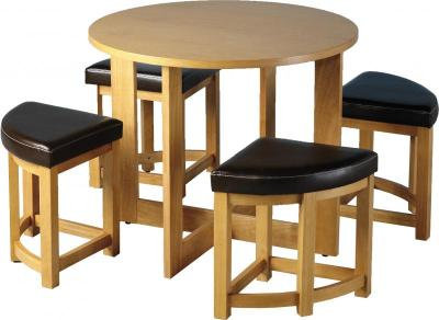 Shire stowaway dining set