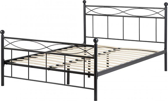 Corby Metal Bed
