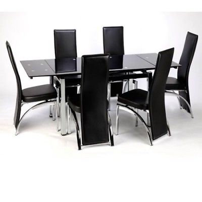 Savannah Extending dining set