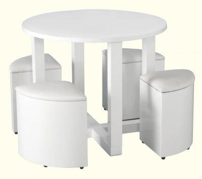 Christy Stowaway dining set