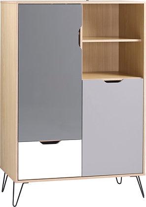 Bruge tall sideboard/ wine rack