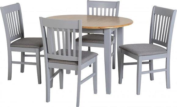 Onyx dining set (extending)