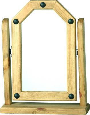 Crown single mirror