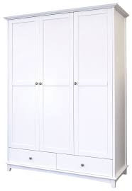 Touluse 3 door 2 drawer Wardrobe