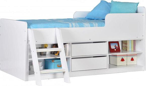 Low sleeper bed