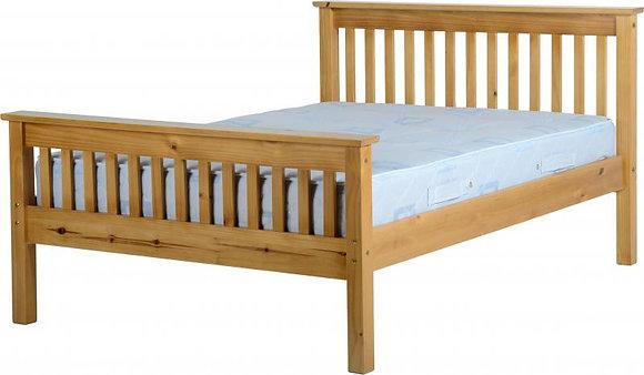 Monika 5ft Pine Bedframe