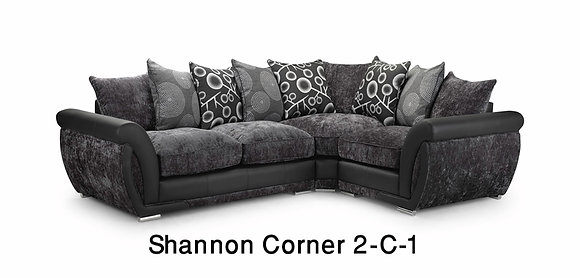 Shannon corner suite