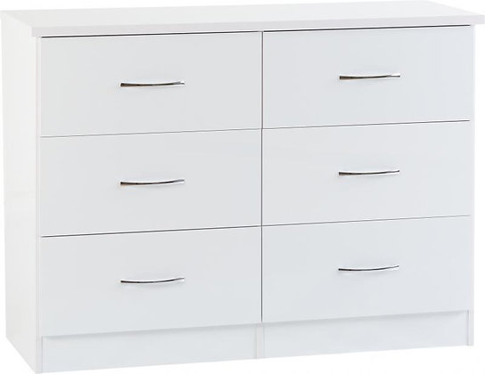 Nadia 6 drawer chest