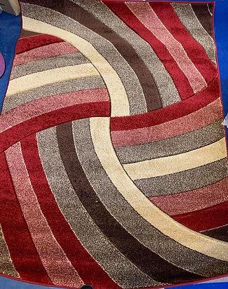 wave rug 160 x 220cm