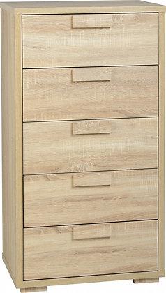 Camden 5 drawer chest