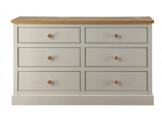 St Ives 6 drawer chest