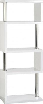 Chrissy 5 shelf display unit