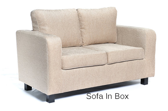 Sofa in a box 2 seater
