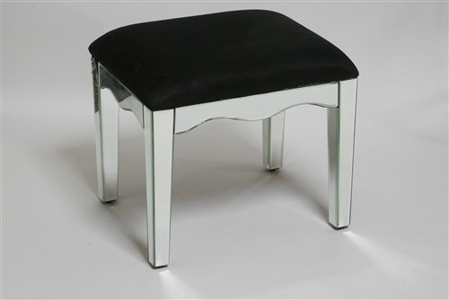 Mirrored Stool
