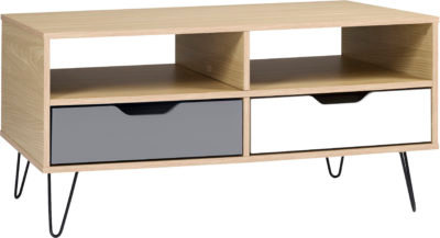 Bruge 2 drawer Coffee table
