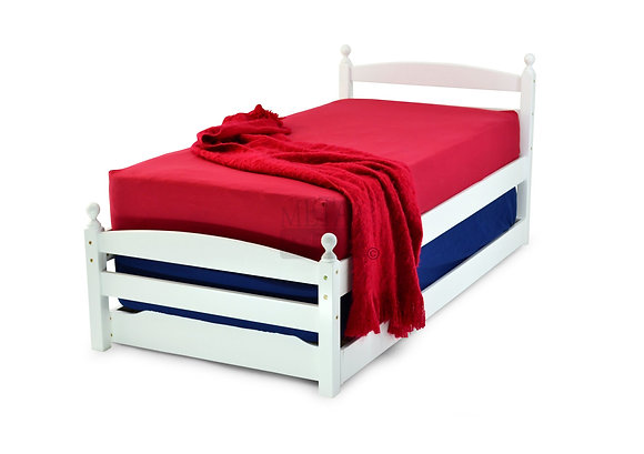 Palermo bed with Guest bed