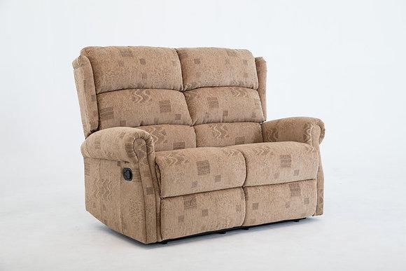 Cambridge 2 seater recliner sofa