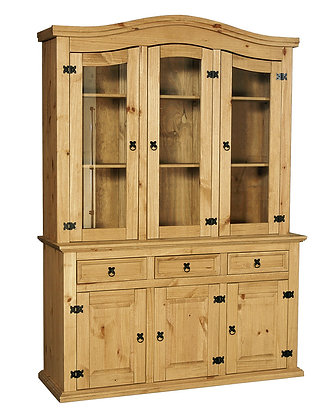 4ft6  Crown Buffet hutch