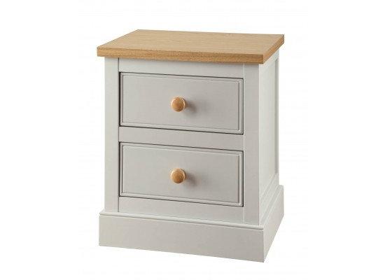 St Ives 2 drawer Beside