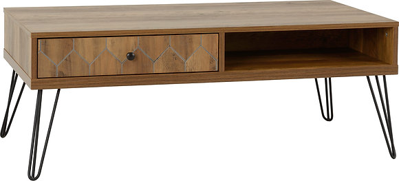 Otto 1 drawer coffee table