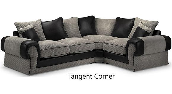 Tangent Corner left or right