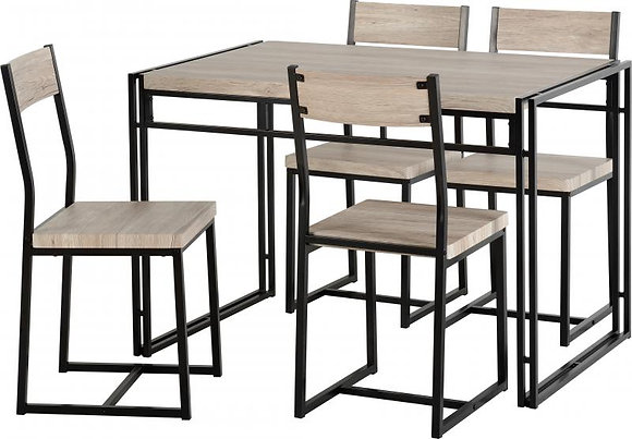 Wickston dining set