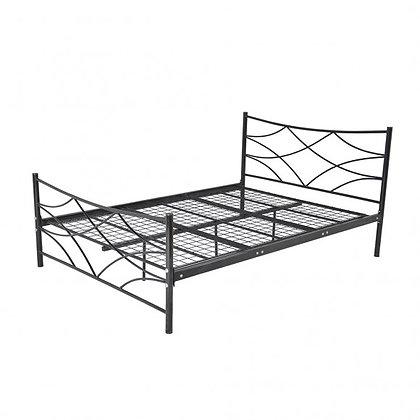 Dorian metal frame bed
