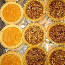 Pecan and Sweet Potato Pies!!! Homemade